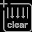 Sistema para la limpieza de vidrio